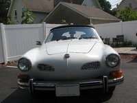 Picture of 1974 Volkswagen Karmann Ghia Convertible, exterior, gallery_worthy