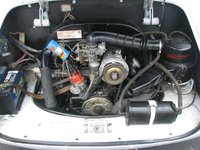 Picture of 1974 Volkswagen Karmann Ghia Convertible, engine, gallery_worthy