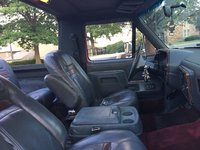 Picture of 1991 Ford Bronco Silver Anniversary 4WD, interior, gallery_worthy