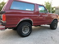 Picture of 1991 Ford Bronco Silver Anniversary 4WD, exterior, gallery_worthy