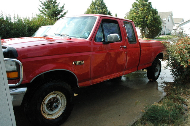 Picture of 1992 Ford F-250 2 Dr XLT Lariat 4WD Extended Cab LB