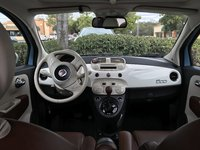 Picture of 2015 FIAT 500 1957 Edition, interior