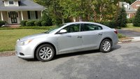 Picture of 2012 Buick LaCrosse Convenience, exterior, gallery_worthy