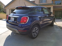 Picture of 2016 FIAT 500X Trekking AWD, exterior, gallery_worthy