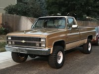 1984 Chevrolet C/K 20 Picture Gallery