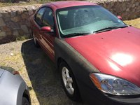 2000 Ford Contour Overview