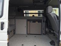 Picture of 1997 Volkswagen EuroVan 3 Dr Campmobile Passenger Van, interior, gallery_worthy