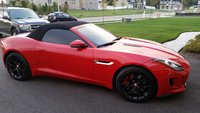Picture of 2014 Jaguar F-TYPE S Convertible, exterior, gallery_worthy