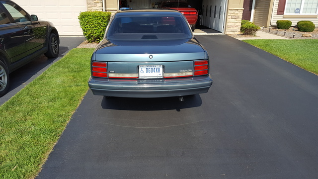 Picture of 1995 Oldsmobile Ciera 4 Dr SL Sedan