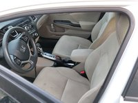 Picture of 2013 Honda Civic Hybrid FWD, interior, gallery_worthy