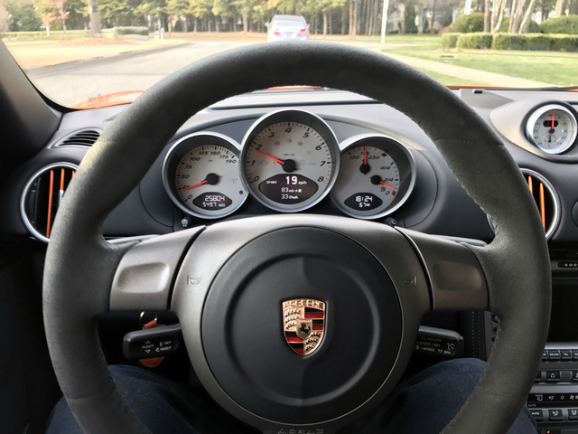 2008 Porsche Cayman , Interior Pictures , CarGurus