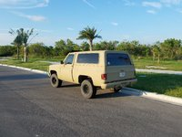 Picture of 1985 Chevrolet Blazer 4WD, exterior, gallery_worthy