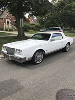 Picture of 1985 Buick Riviera STD Convertible, exterior, gallery_worthy