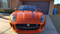 Picture of 2014 Jaguar F-TYPE S V8 Convertible, exterior, gallery_worthy