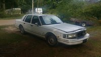 Picture of 1994 Lincoln Town Car Executive, exterior, gallery_worthy