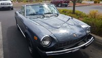 1979 FIAT 124 Spider Picture Gallery
