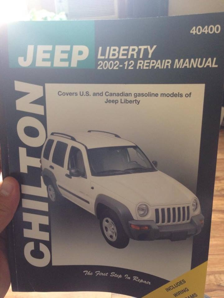 2012 jeep patriot repair manual