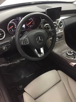 Picture of 2017 Mercedes-Benz C-Class C 300, interior