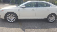 Picture of 2009 Lincoln MKS Sedan, exterior, gallery_worthy