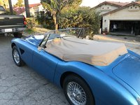 1965 Austin-Healey 3000 Overview