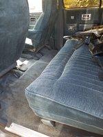 Picture of 1989 Chevrolet Suburban V10 4WD, interior