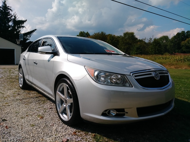 Picture of 2010 Buick LaCrosse CXL AWD