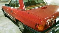 1986 Mercedes-Benz 560-Class Overview