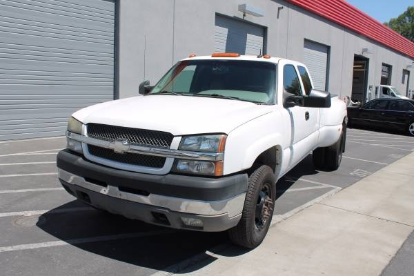 Picture of 2003 Chevrolet Silverado 3500 4 Dr LT Extended Cab LB DRW