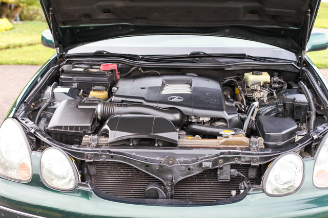 Picture of 1999 Lexus GS 400 RWD, engine, gallery_worthy