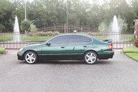 1999 Lexus GS 400 Overview