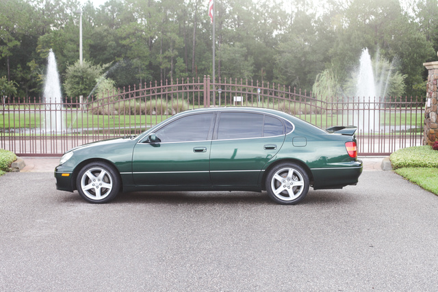 Picture of 1999 Lexus GS 400 Base, exterior, gallery_worthy