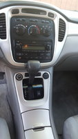 Picture of 2007 Toyota Highlander Base, interior