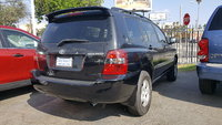 Picture of 2007 Toyota Highlander Base, exterior