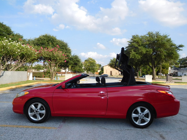 Picture of 2006 Toyota Camry Solara SE Convertible