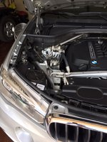 Picture of 2014 BMW X5 xDrive35i, engine