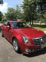 Picture of 2012 Cadillac CTS 3.6L Premium AWD, exterior