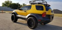 2001 Isuzu VehiCROSS Overview