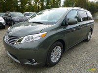 Picture of 2014 Toyota Sienna XLE 8-Passenger, exterior, gallery_worthy