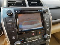 Picture of 2017 Toyota Camry XLE V6, interior, gallery_worthy
