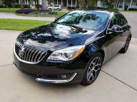 Picture of 2017 Buick Regal Sport Touring Sedan FWD, exterior, gallery_worthy