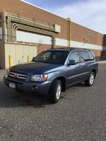 2006 Toyota Highlander Hybrid Overview