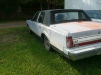 Picture of 1988 Lincoln Town Car Base, exterior, gallery_worthy