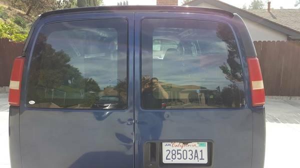 Picture of 2003 Chevrolet Express Cargo G1500 Cargo Van