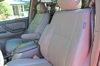 Picture of 2005 Toyota Sequoia Limited 4WD, interior