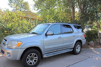 Picture of 2005 Toyota Sequoia Limited 4WD, exterior