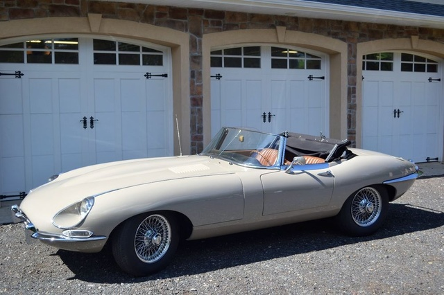 Picture of 1968 Jaguar E-TYPE