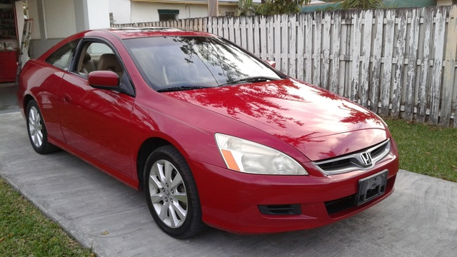 Picture of 2006 Honda Accord Coupe EX V6