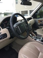 Picture of 2011 Land Rover LR4 HSE, interior