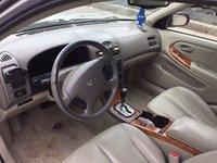 Picture of 2004 INFINITI I35 4 Dr STD Sedan, interior, gallery_worthy