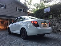 Picture of 2014 Chevrolet Sonic LT, exterior, gallery_worthy